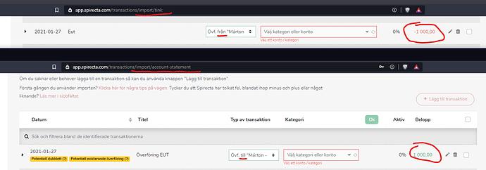spirecta-transfer-semi-auto-import-negative